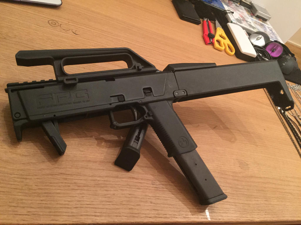 magpul pts fpg 2 by thetnknownbrony on deviantart