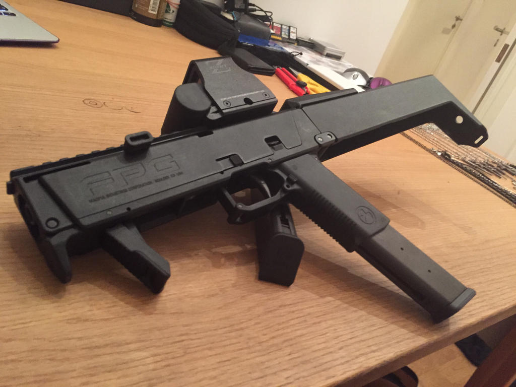 magpul pts fpg 3 by thetnknownbrony on deviantart