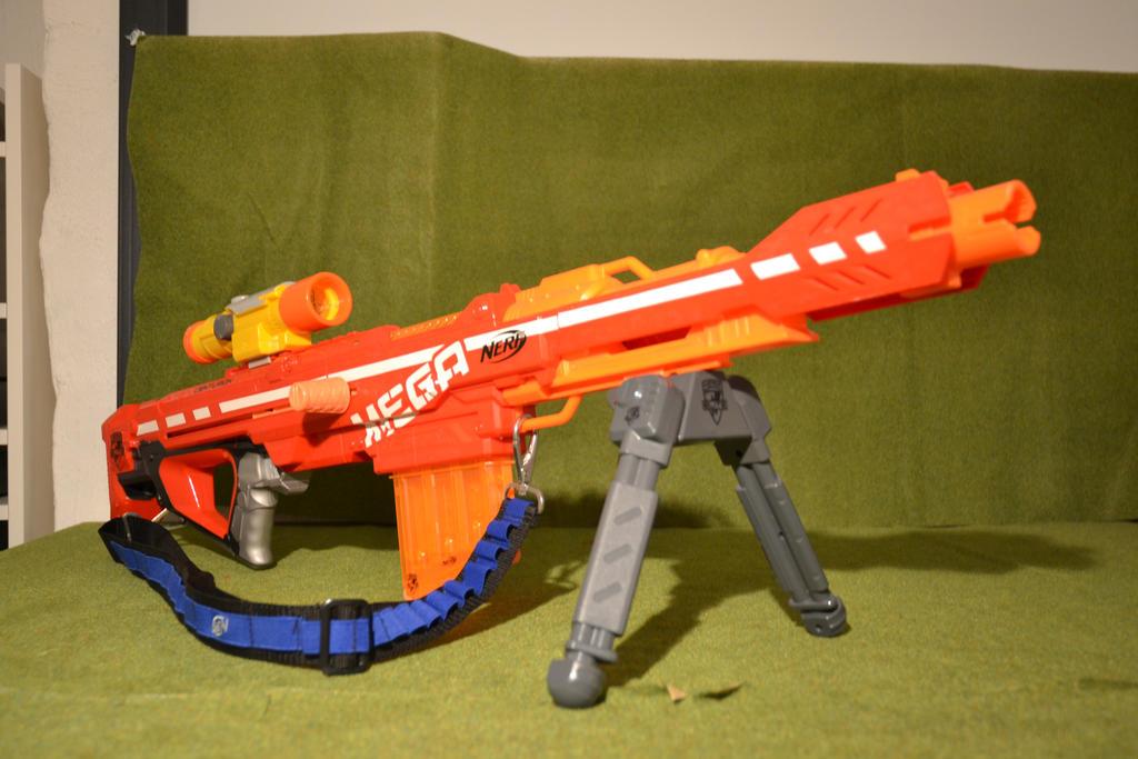 Nerf N-Strike Elite Mega Centurion (#3) by thetnknownbrony