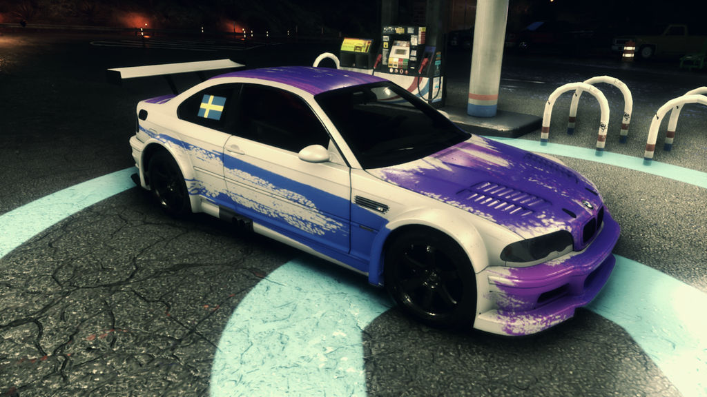 Need For Speed 2015 Bmw M3 E46 Build By Thetnknownbrony On