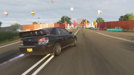 Speedy Speed Subaru
