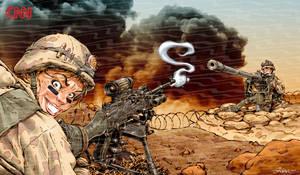 War by TamasGaspar