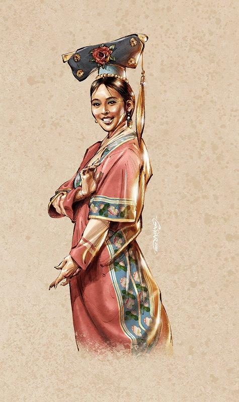 Concubine by TamasGaspar