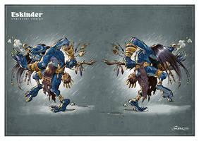 Eskinder by TamasGaspar