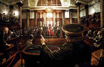 Mata Hari - Courtroom