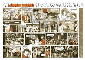 Mauerfall comic by TamasGaspar