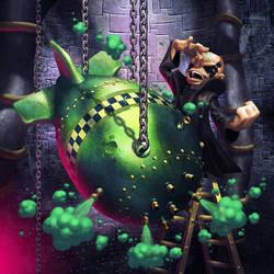 Stupendous Stink Bomb by TamasGaspar