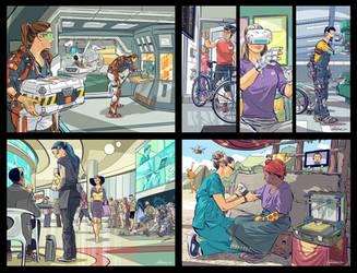 Medical Futurist by TamasGaspar