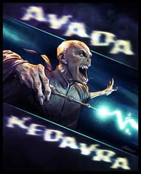 Voldemort by TamasGaspar