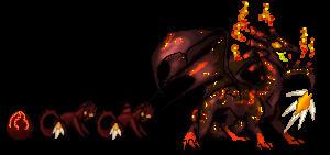 Volcano Dragon age chart by PixelDragonMaker