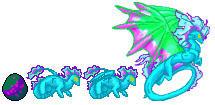 Aurora Dragon chart by PixelDragonMaker