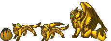 Feline Dragon chart by PixelDragonMaker