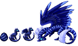 Night Dragon age chart by PixelDragonMaker