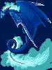 Starfire Dragon revamp - Male by PixelDragonMaker
