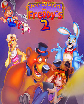''Freddy and his friends are back...''