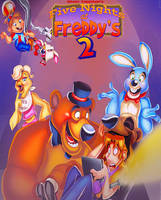 ''Freddy and his friends are back...'' by Kosperry