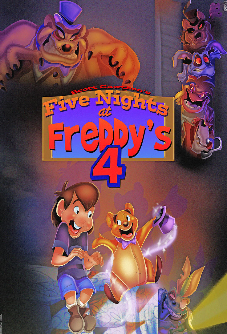 Five Nights At Freddy S Bedroom Decor: Five Nights At Freddy's Image Thread
