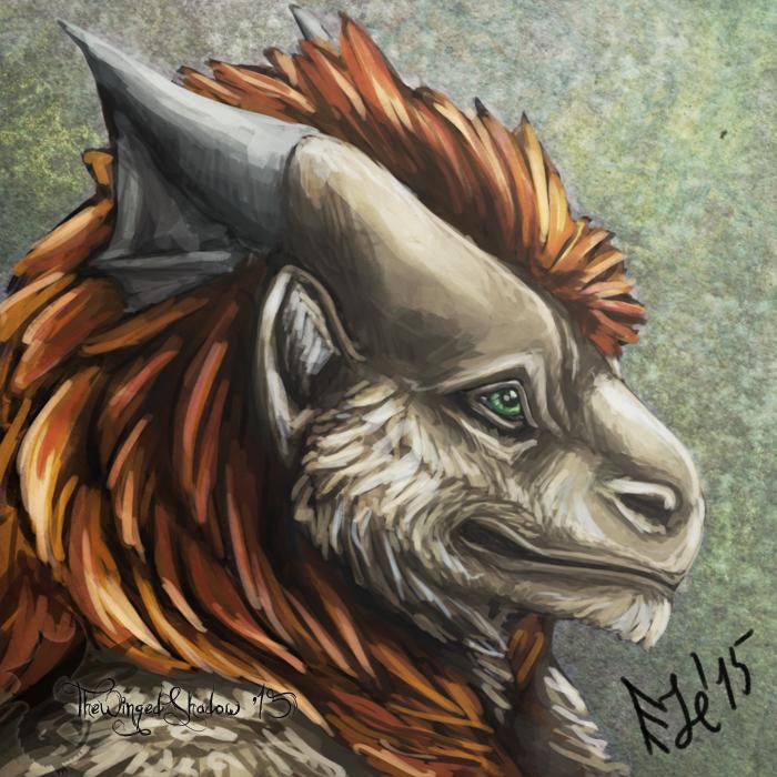 Random FR Tundra Portrait by TheWingedShadow