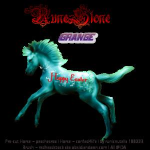 RuneStoneEasterAvatar by RunicNutella