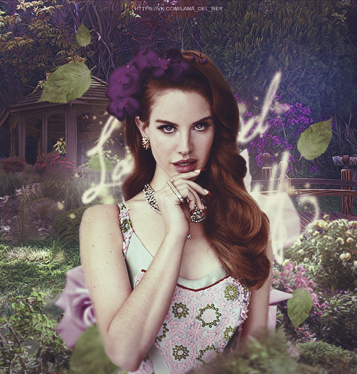Lana Del Rey by PizzaLover8