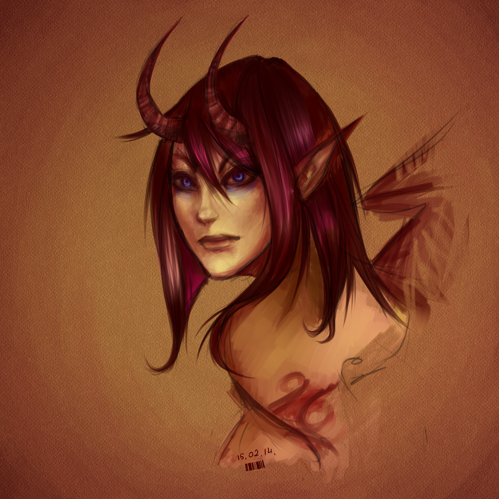 Succubus by Shizza66