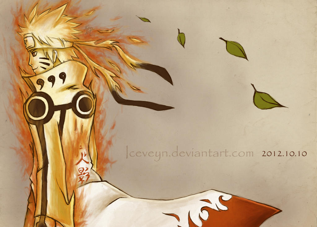 Happy Birthday Naruto - 2012.10.10 Part 1 by Iceveyn