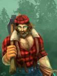 LumberJack Uther