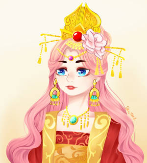 Cherkie ver Chinese Queen - AG