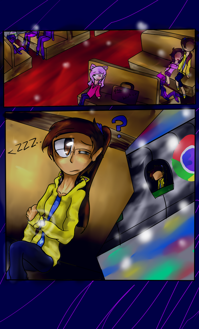 MIL Prologue page 1 by xItsElectric