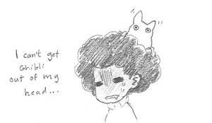 Ghibli is in my head