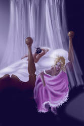 Cinderella's Escape by wickedleigh