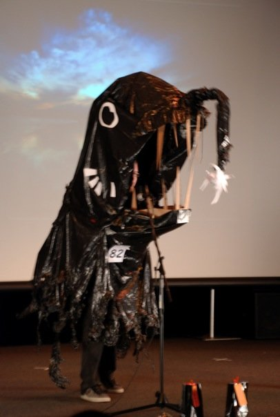 angler fish costume by dixonandrew