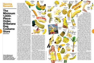 Bananas by Businessweek