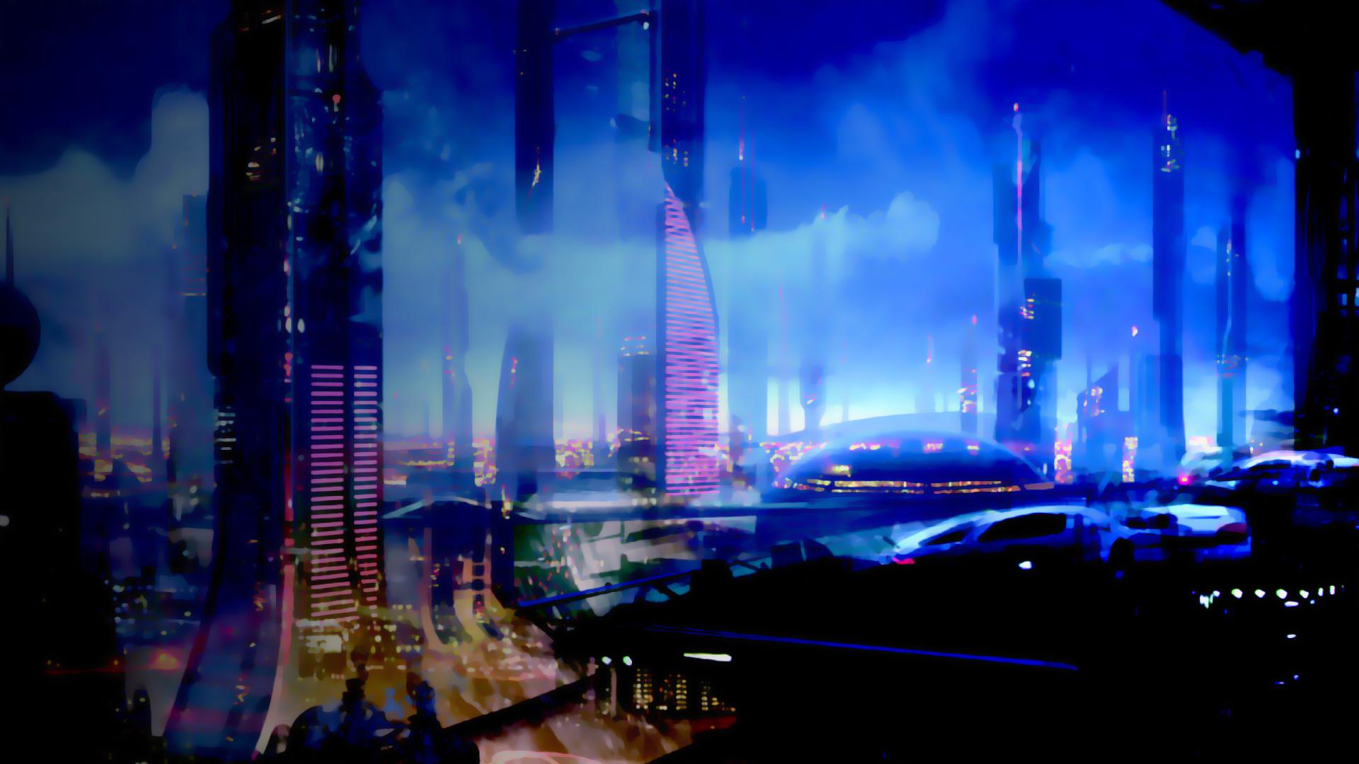 Mass Effect - Ilium by hososoki