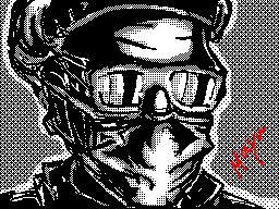 Repo Man (DSi drawing) by KanonLovezCello