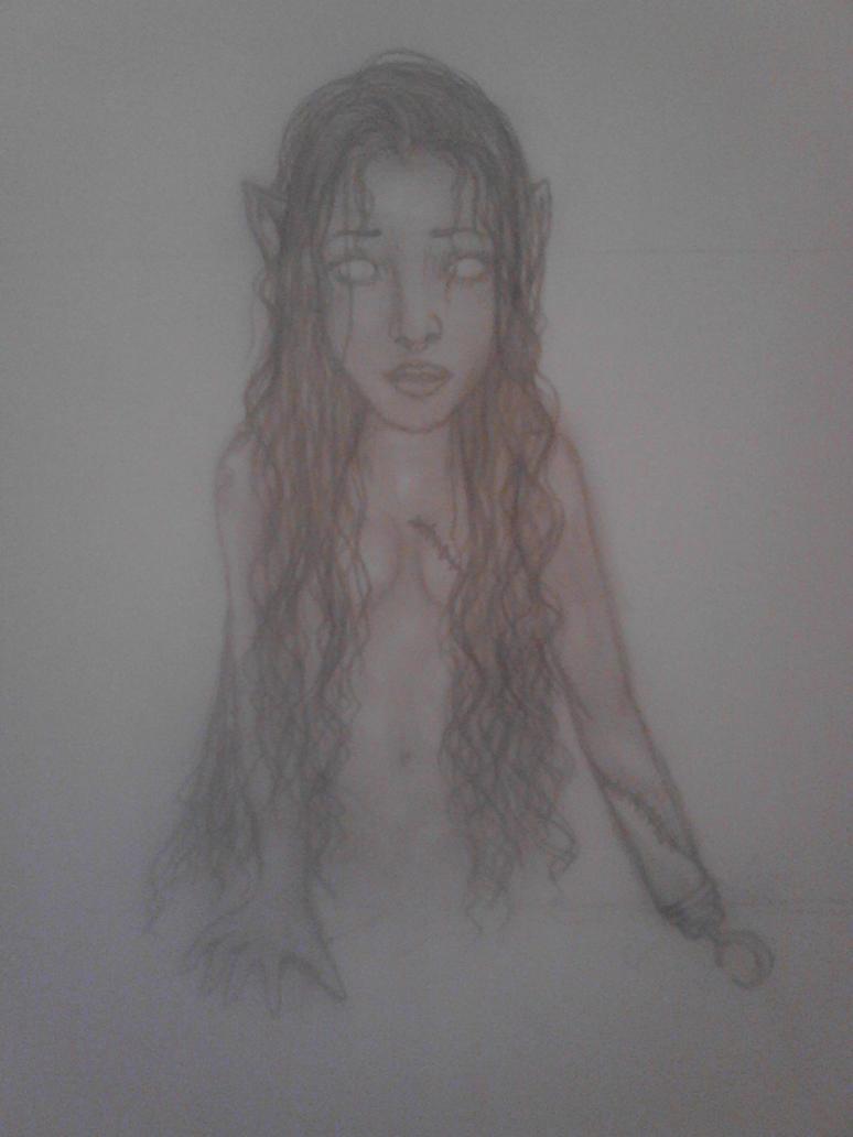 Siren (Work In Progress) by KanonLovezCello