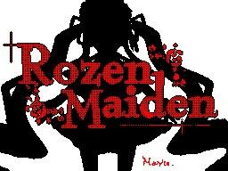 Rozen Maiden (Dsi Drawing) by KanonLovezCello