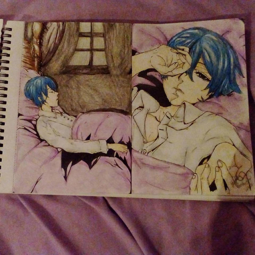 Sleeping Phantomhive (completed!) by KanonLovezCello