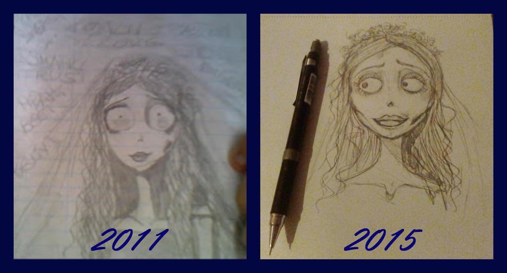Improvement- Emily by KanonLovezCello