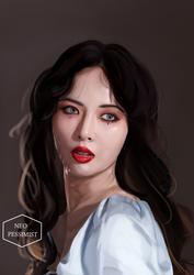 HyunA by KanonLovezCello