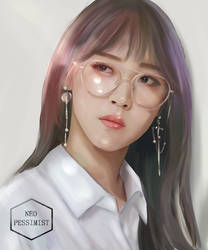 Excuse me, Ma'am (MAMAMOO's Moonbyul) by KanonLovezCello