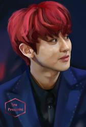 Chanyeol (EXO) by KanonLovezCello