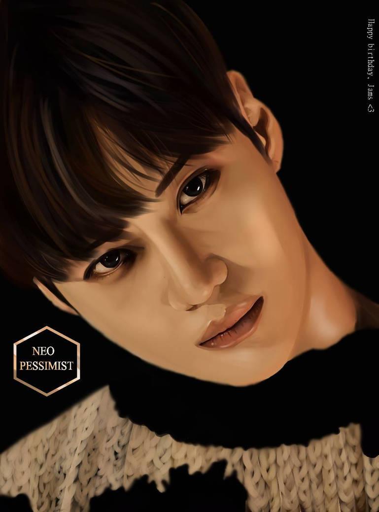 Taemin  by KanonLovezCello