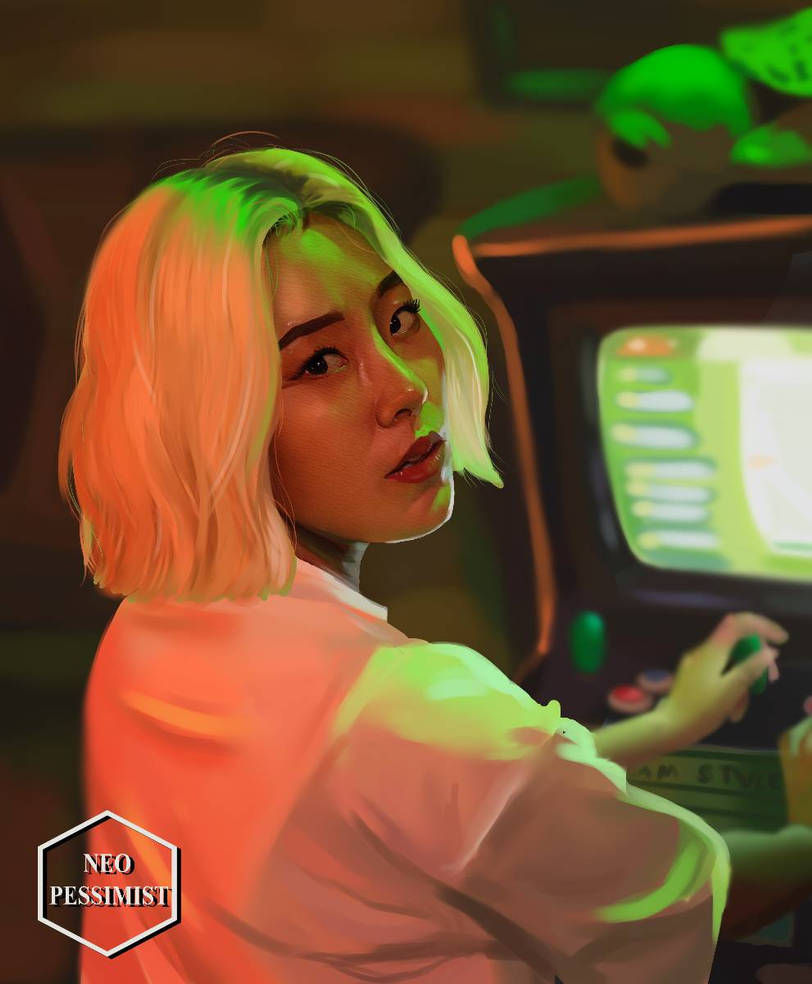 Wheepup (Jung Wheein-MAMAMOO) by KanonLovezCello