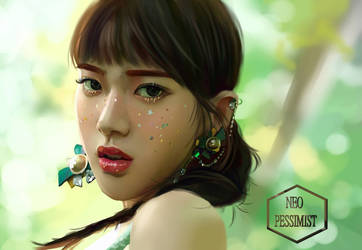 Is Who- Minseo by KanonLovezCello