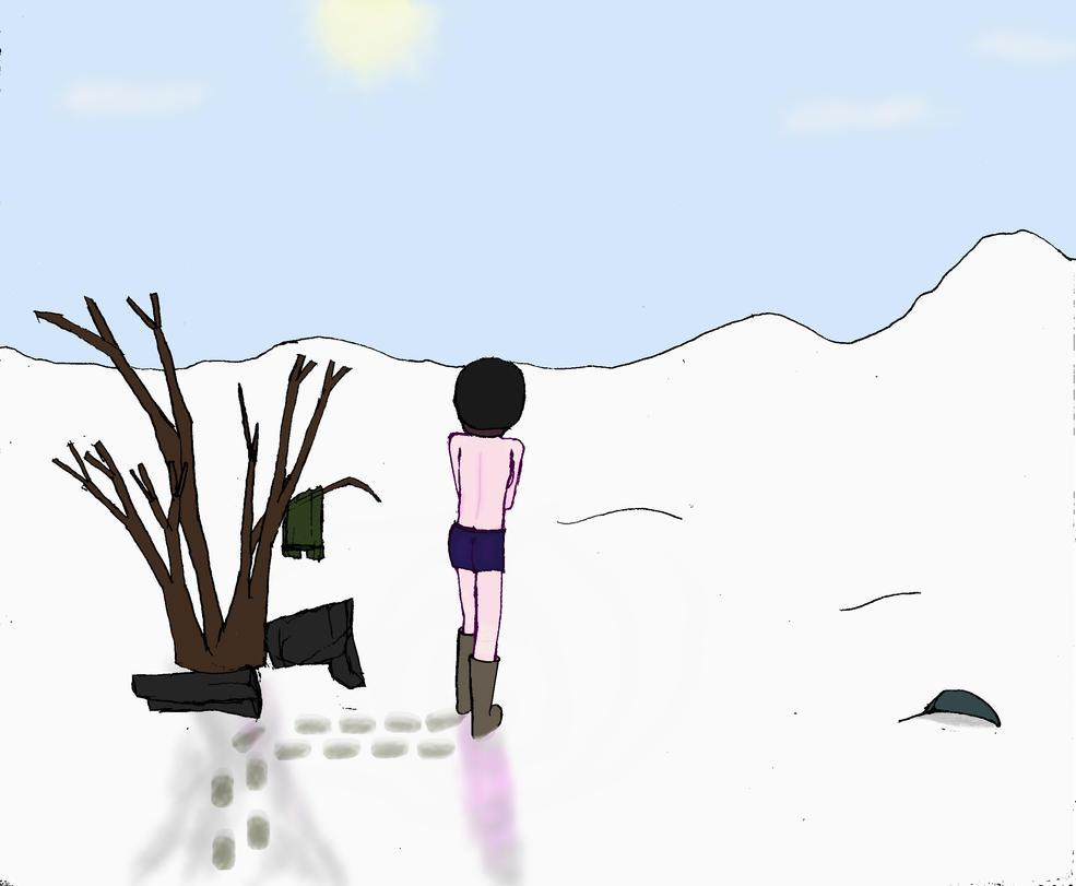 Snow-Undies 02 - Michelle by Divides