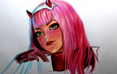How to Draw Anime by ZehraAkbulut