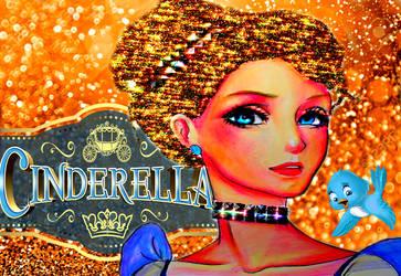Disney Princess Portrait Drawing by ZehraAkbulut