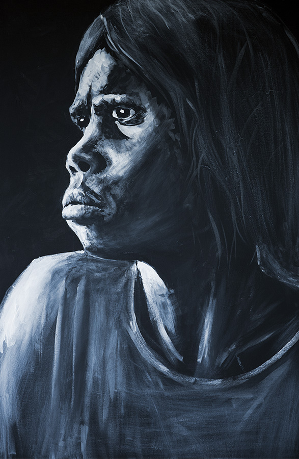 Black Girl 2014 by William-Carroll