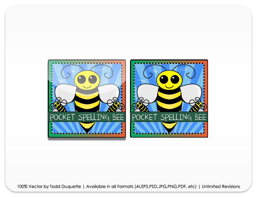 Pocket-spelling-bee by TJFX